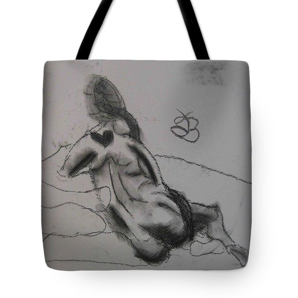 model named Chieh one Tote Bag