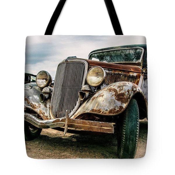 Model T Tote Bag