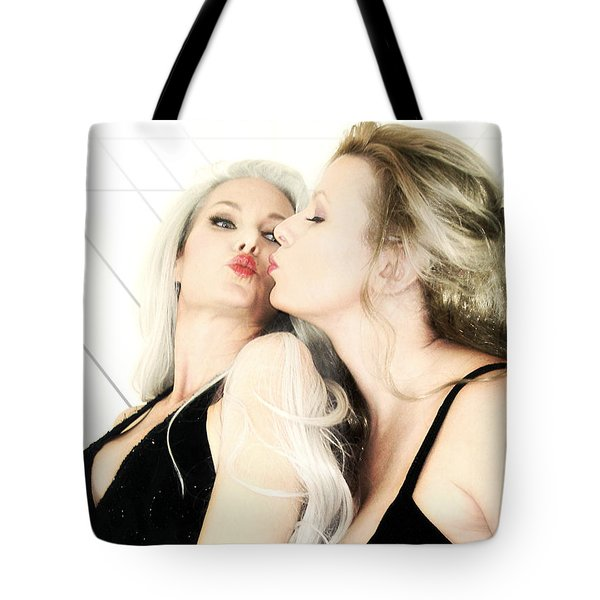 Monique And Ryli 2 Tote Bag