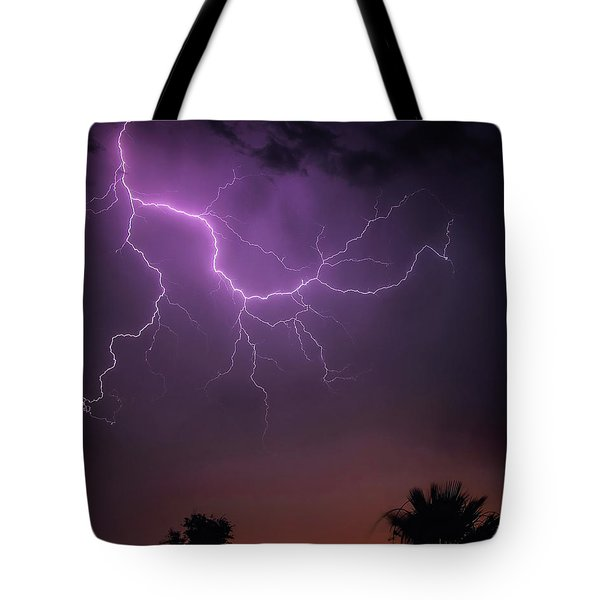 Monsoon Sunset 2019 Tote Bag