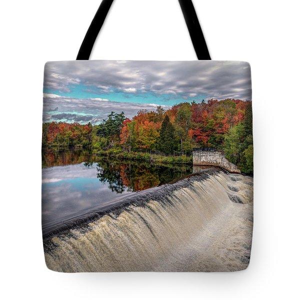 Montmorency Falls Tote Bag