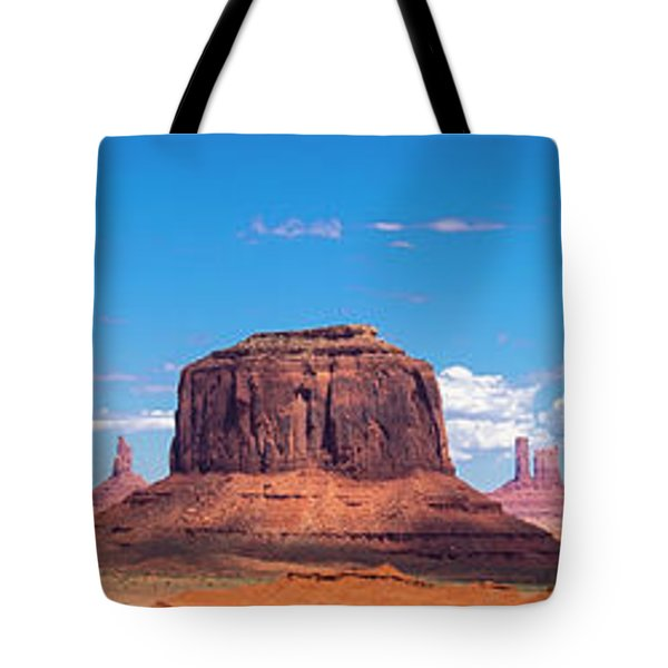 Monument Lookout Tote Bag