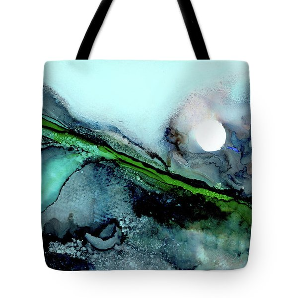 Moondance II Tote Bag