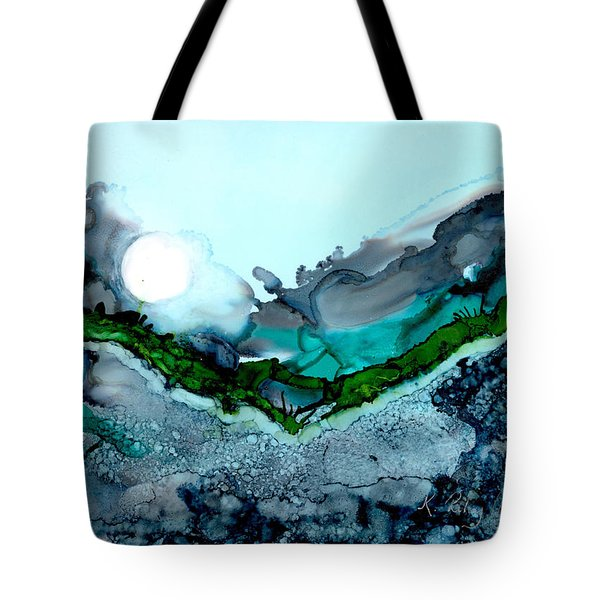 Moondance IIi Tote Bag