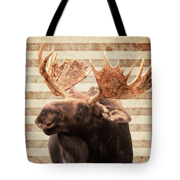 Moosely Tote Bag