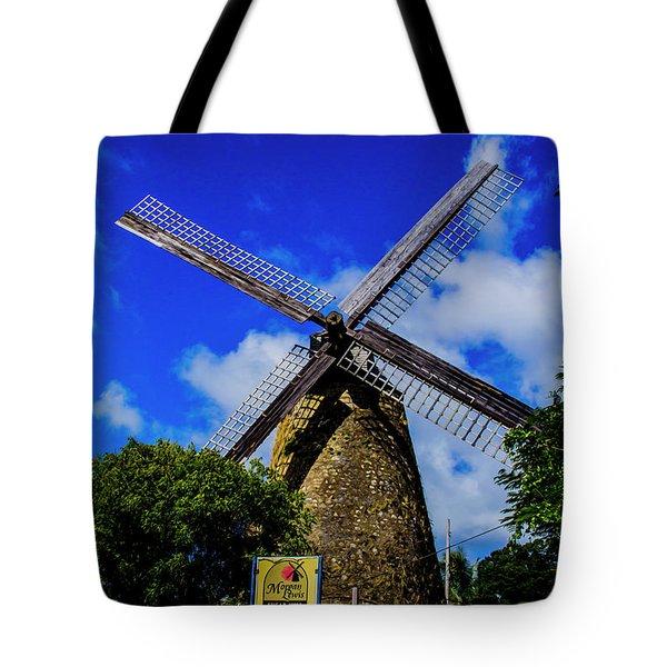 Morgan Lewis Mill Tote Bag