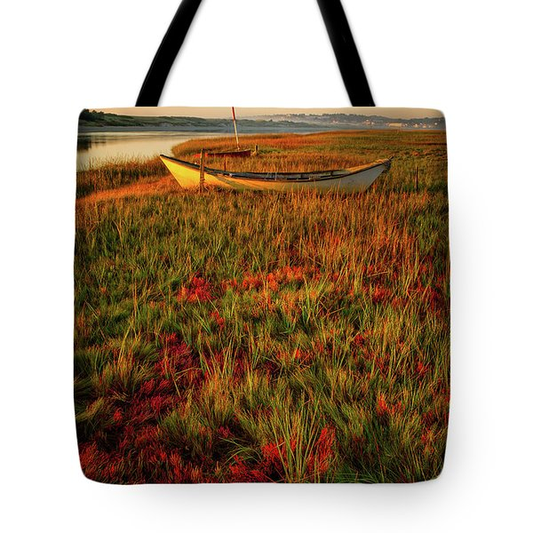 Morning Dory Tote Bag