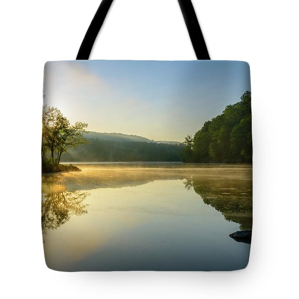 Morning Dreams Tote Bag