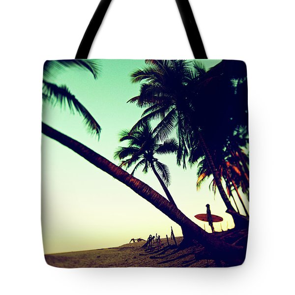 Morning Gaze Tote Bag