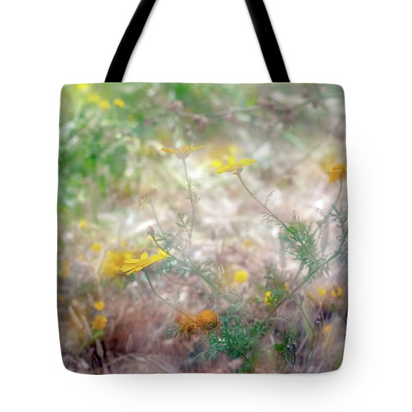 Morning Impressions Of Jaffa 2 Tote Bag