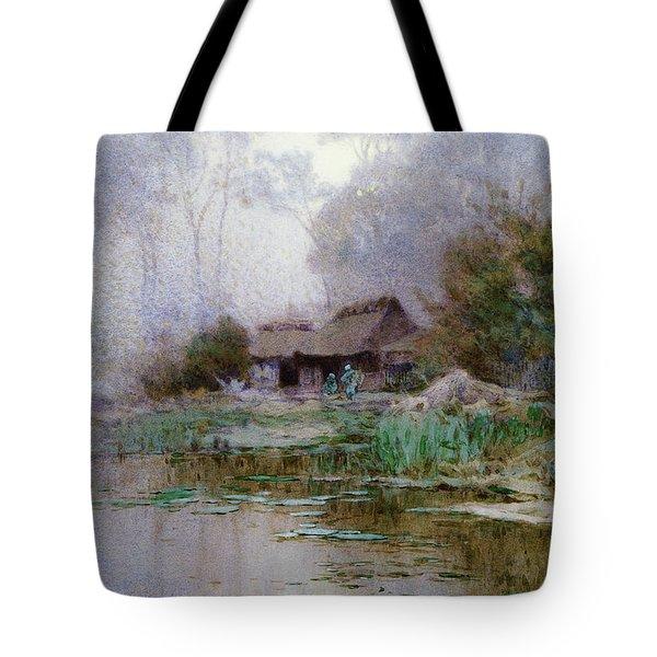 Morning Mist - Digital Remastered Edition Tote Bag