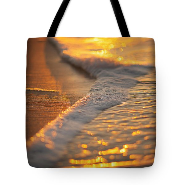 Morning Shoreline Tote Bag
