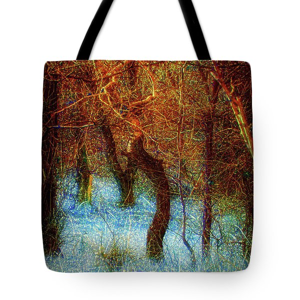 Morning Worship Tote Bag