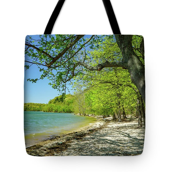 Moss Creek Beach Tote Bag