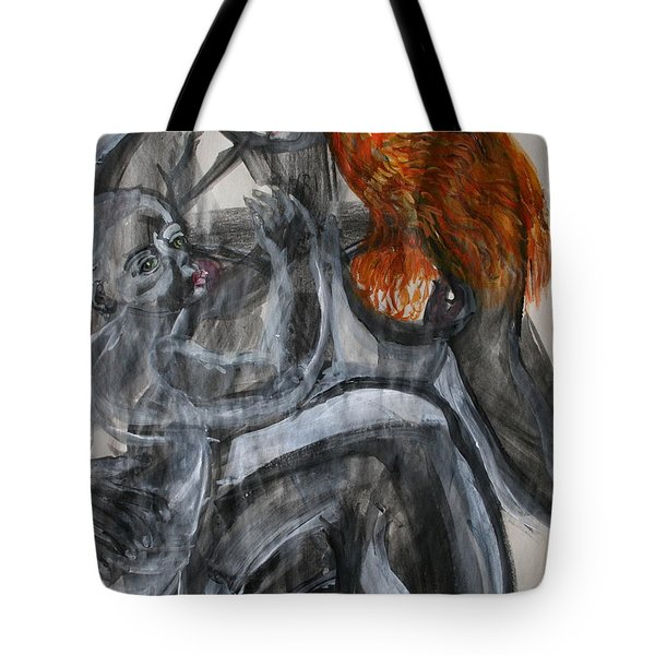 Mother Earth Feeds The World Tote Bag