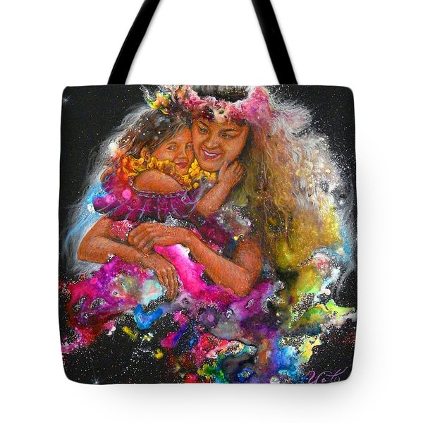 Mother Love Is Forever Tote Bag