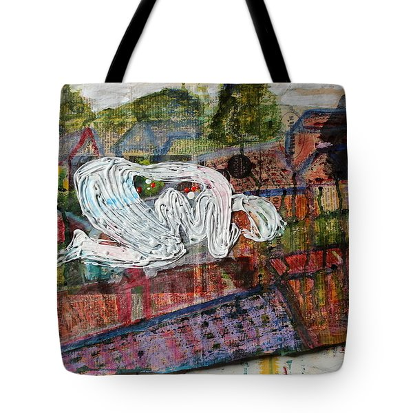 Mother Money Hibernates To The Detriment Of Us All Tote Bag