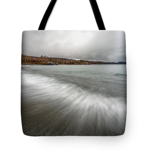 Motion Tote Bag