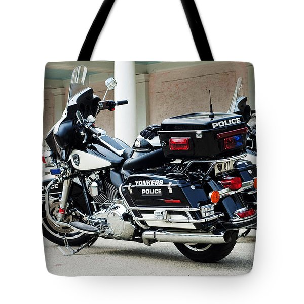 Motorcycle Cruiser Tote Bag