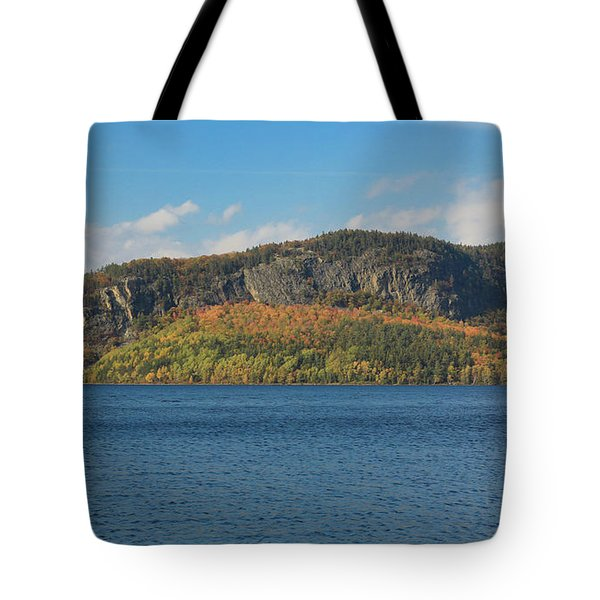 Mount Kineo Tote Bag