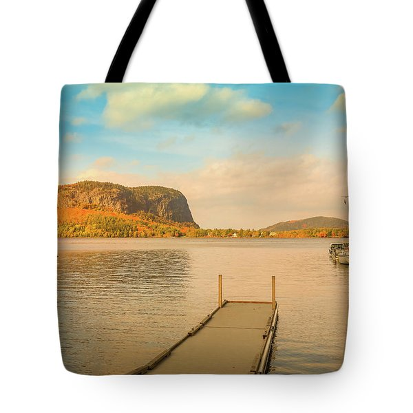 Mount Kineo Dock Tote Bag