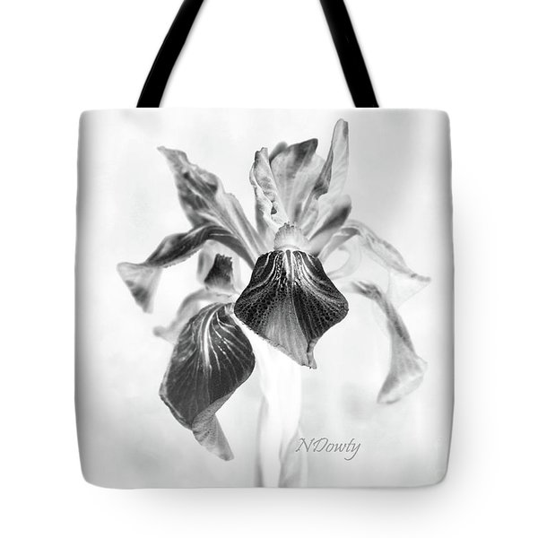Mountain Lily Tote Bag