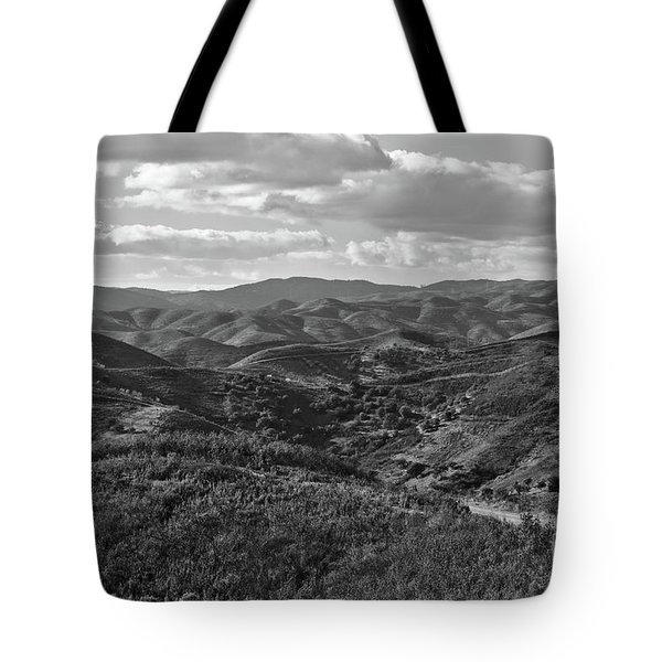Mountain Paths Tote Bag