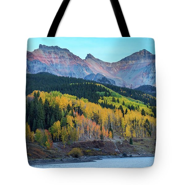 Tote Bag featuring the photograph Mountain Trout Lake Wonder by James BO Insogna