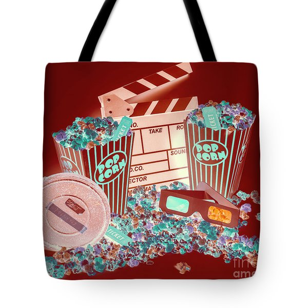 Movie Makers Inc. Tote Bag