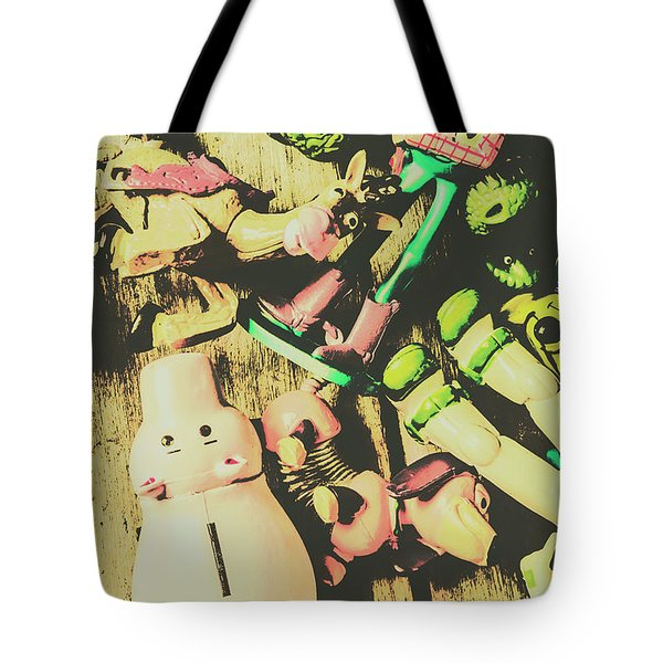 Movie Memorabilia  Tote Bag