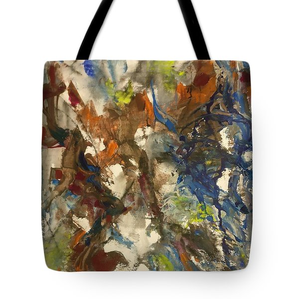 Moving Stage Tote Bag