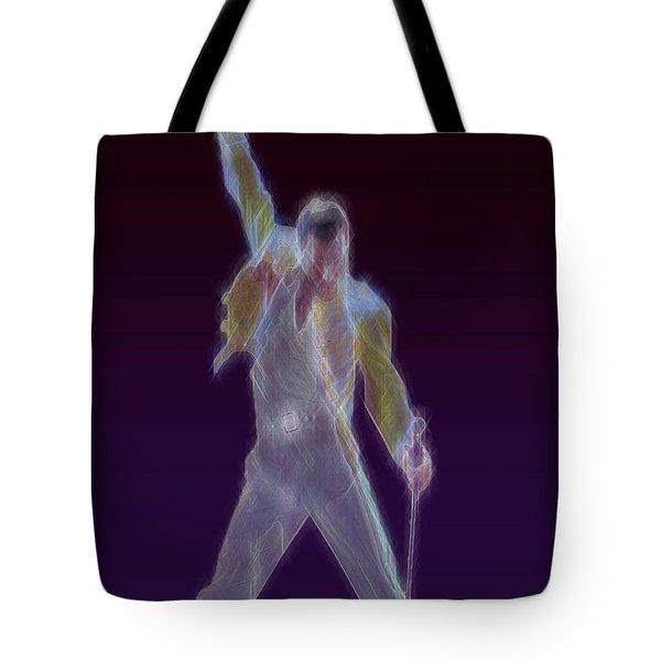 Mr. Fahrenheit Tote Bag
