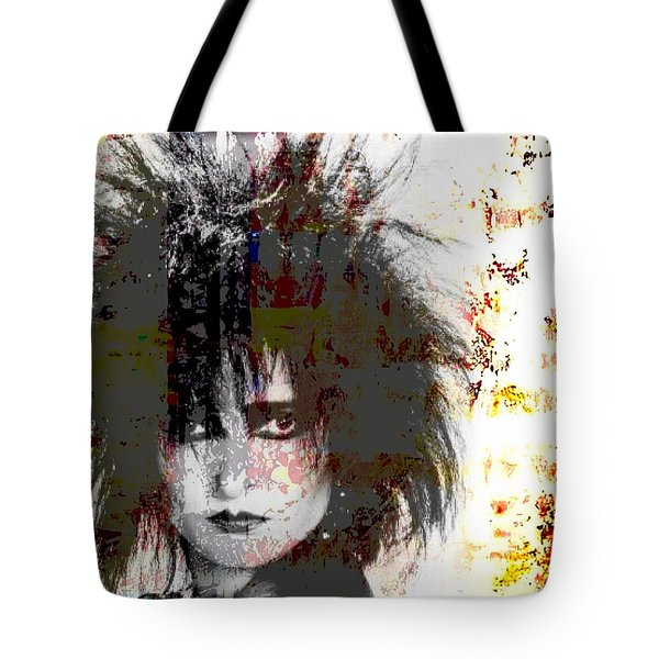 Mrs S Tote Bag
