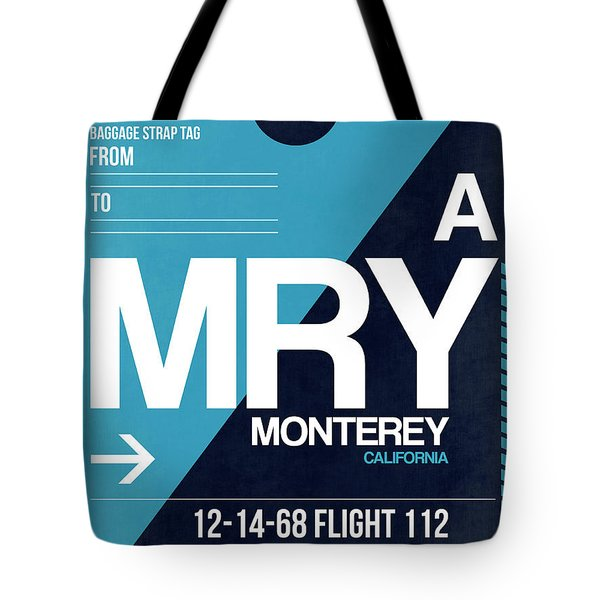 Mry Monterey Luggage Tag II Tote Bag