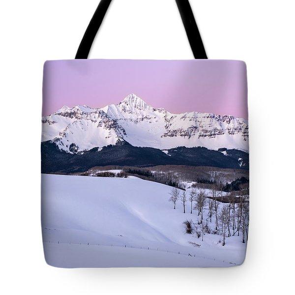 Mt Wilson Tote Bag
