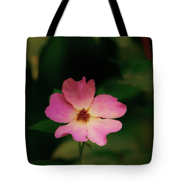 Multi Floral Rose Flower Tote Bag
