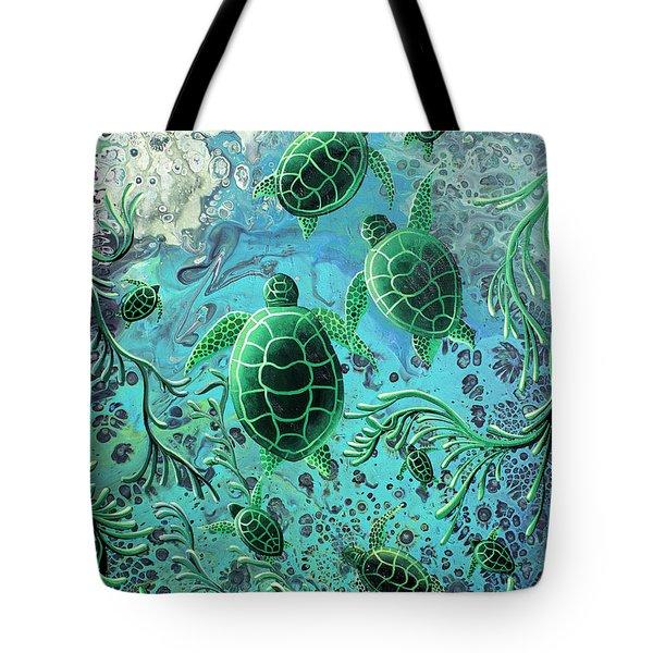 Munchkins Tote Bag