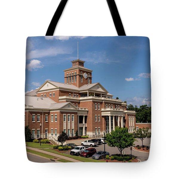 Municipal Building - North Augusta Sc Tote Bag