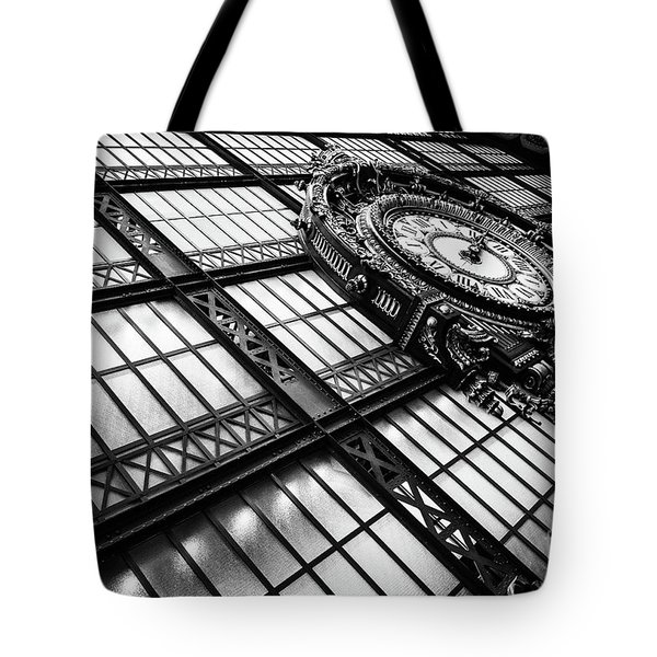 Musee D'orsay Tote Bag