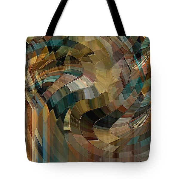 Tote Bag featuring the digital art Mushrooms Forever by David Manlove
