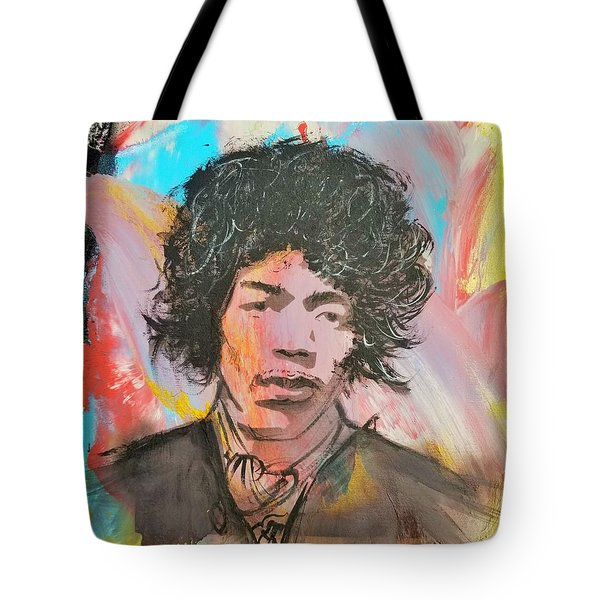 Music Doesnt Lie Tote Bag