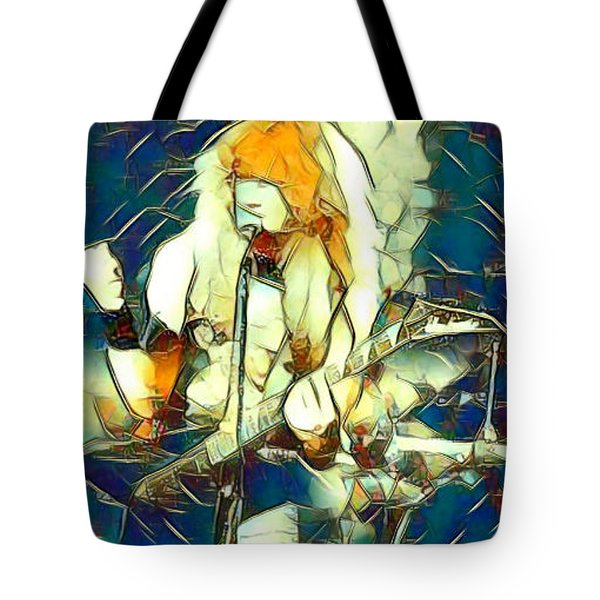 Mustained Glass Tote Bag