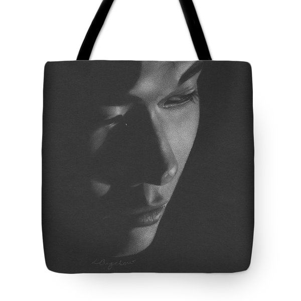 Muted Shadow No. 10 Tote Bag