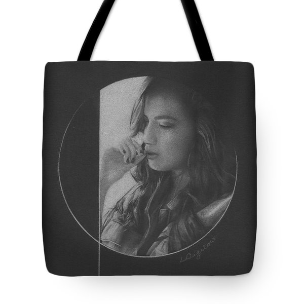 Muted Shadow No. 5 Tote Bag