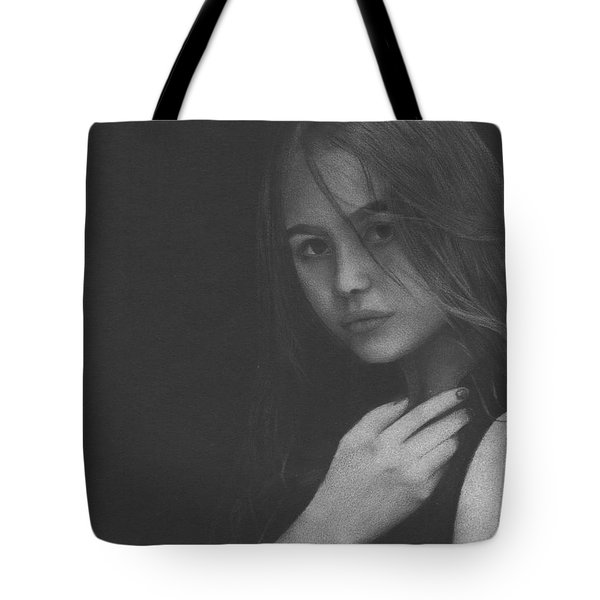 Muted Shadow No. 6 Tote Bag
