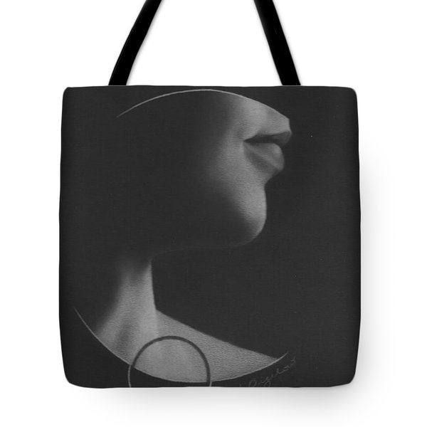 Muted Shadow No. 7 Tote Bag