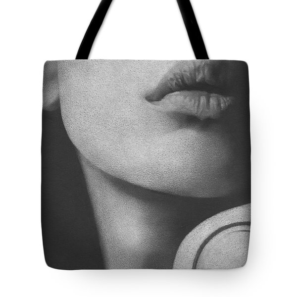 Muted Shadow No. 8 Tote Bag