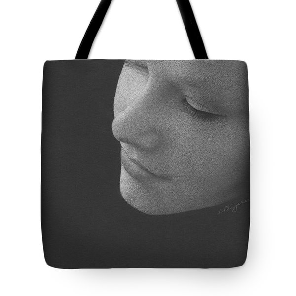 Muted Shadow No. 9 Tote Bag