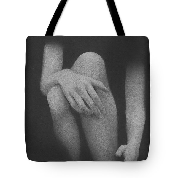 Muted Shadow No. 4 Tote Bag