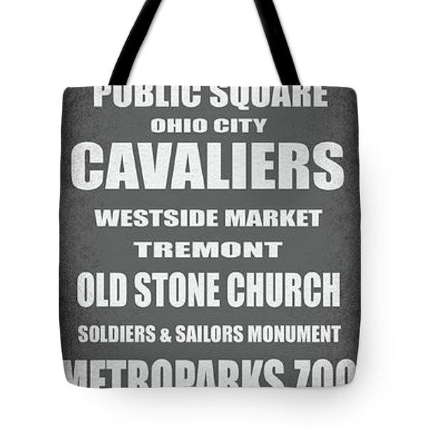 My Hometown Tote Bag